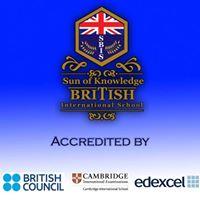 Sun of Knowledge British International School